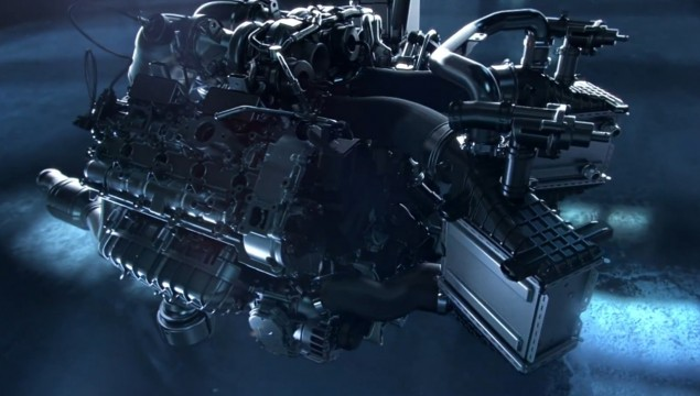 Mercedes AMG GT to Receive Twin-Turbocharged 4.0-liter V-8 – Video