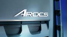 Mercedes-Benz Arocs, exterior, detail