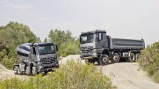 Mercedes-Benz Arocs, model range, exterior