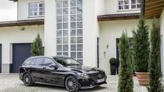 Mercedes-Benz C 450 AMG 4MATIC, Estate, exterior: obsidian black