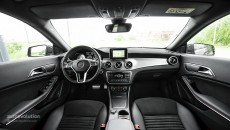 2014 Mercedes-Benz CLA 200 with AMG Package Interior