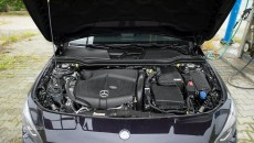 2014 Mercedes-Benz CLA 200 with AMG Package Engine2014 Mercedes-Benz CLA 200 with AMG Package Engine