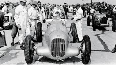 Mercedes W 196 R Design