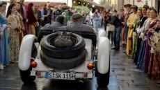 Mille Miglia 2013, Mercedes-Benz SSK (W 06, 1928)