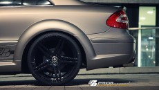 Mercedes CLK PD BLACK EDITION Widebody [w209] Aerodynamic-Kit wheels
