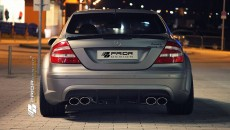 Mercedes CLK PD BLACK EDITION Widebody [w209] Aerodynamic-Kit