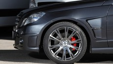 2013 Mercedes-Benz E-Class Wagon KTW Brabus wheel
