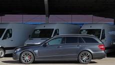 2013 Mercedes-Benz E-Class Wagon KTW Brabus exterior
