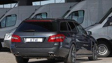 2013 Mercedes-Benz E-Class Wagon KTW Brabus rear