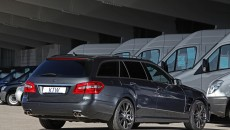2013 Mercedes-Benz E-Class Wagon KTW Brabus rear side