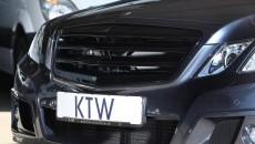 2013 Mercedes-Benz E-Class Wagon KTW Brabus grille