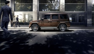 Mercedes-Benz Upgrades the Iconic G-Class