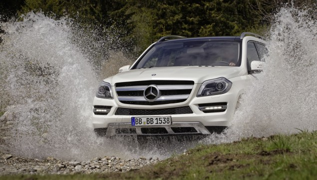2013 Mercedes GL-Class Is More Than a Luxury City SUV