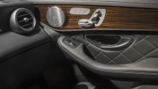 2016 Mercedes-Benz GLC300 SUV Door