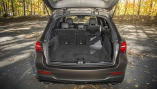 2016 Mercedes-Benz GLC300 SUV back seat