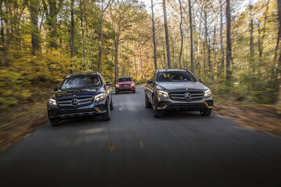 2016 Mercedes-Benz GLC300 SUV