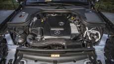 2016 Mercedes-Benz GLC300 SUV engine