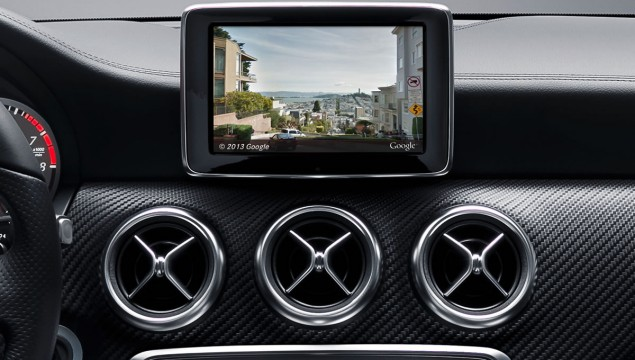 Mercedes-Benz Google Integration