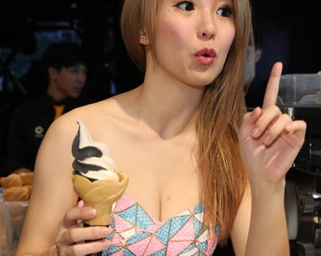 Mercedes-Benz Ice Cream
