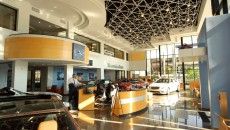 Mercedes-Benz of Coral Gables Interior Showroom