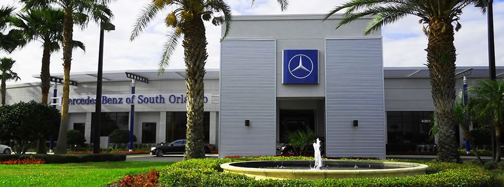 orlando mercedes benz of south orlando 4301 millenia blvd orlando. Cars Review. Best American Auto & Cars Review