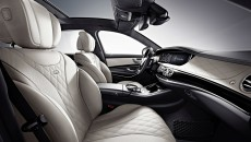Mercedes-Benz S-Class Interior Seats