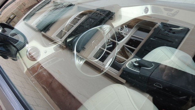 2014 Mercedes-Benz S-Class Long Wheelbase interior exterior