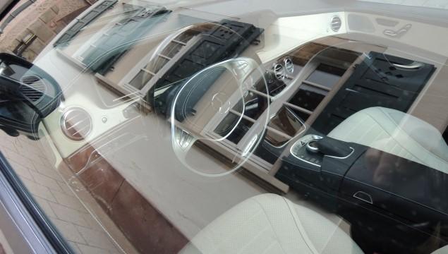 2014 Mercedes-Benz S-Class Long Wheelbase interior exterior