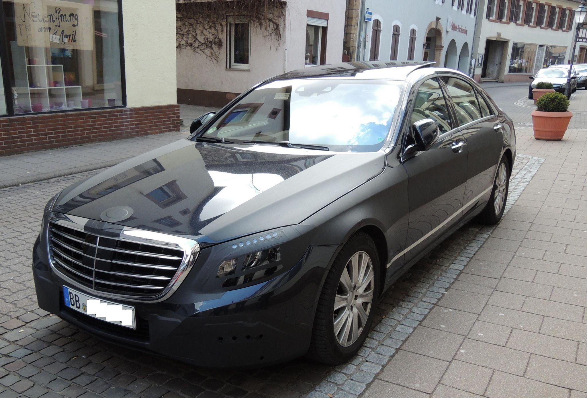 2014 mercedes benz s class long wheelbase interior exterior - Mercedes Benz 2014 Interior