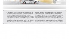 Mercedes-Benz S-Class. BAS PLUS and PRE-SAFE® Brake: preventing traffic accidents with pedestrians and vehicles in front