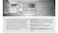 Mercedes-Benz S-Class. Night View Assist PLUS: alerting to pedestrians and animals