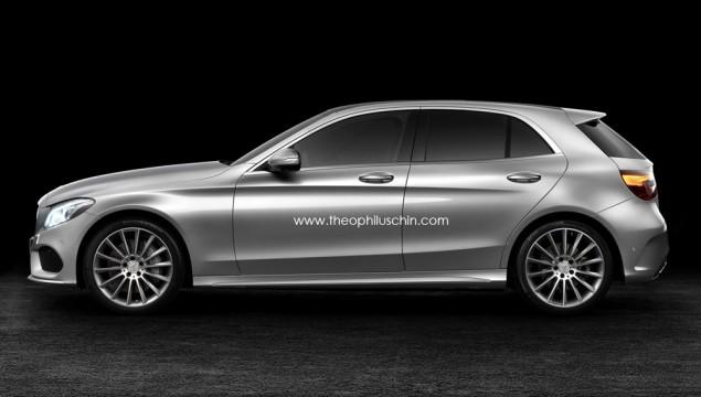 Mercedes-Benz C-Class Hatchback
