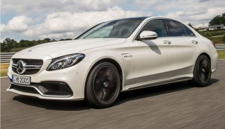 Mercedes C63 AMG Photos and Details Leaked