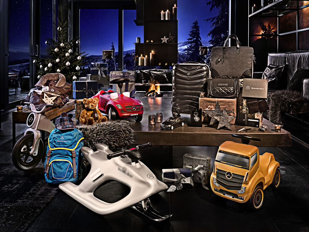 Christmas by Mercedes-Benz