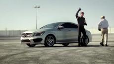 Mercedes-Benz CLA Heat Commercial