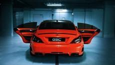 Mercedes CLs63 AMG Tuner