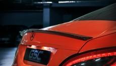 Mercedes CLs63 AMG Tuner spoiler