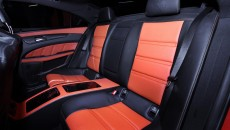 Mercedes CLs63 AMG German Special Customs interior