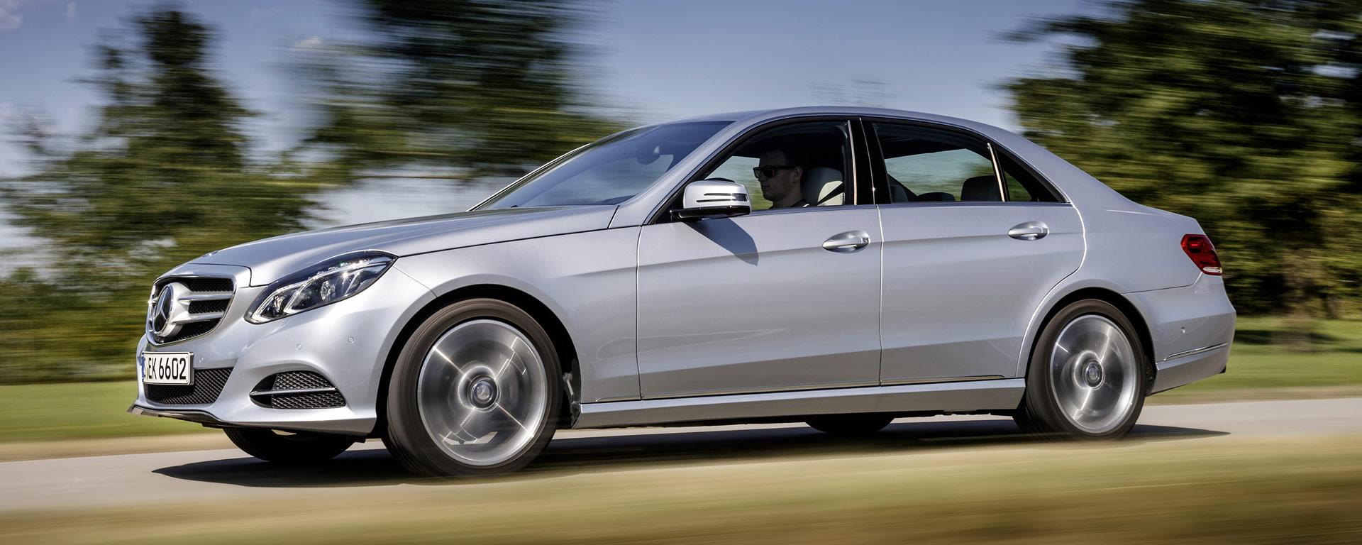 Mercedes-Benz E-Class Bluetec