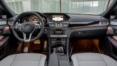 2014 Mercedes E63 AMG Sedan interior