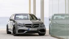 2014 Mercedes E63 AMG Sedan exterior