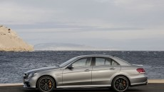 2014 Mercedes E63 AMG Sedan profile