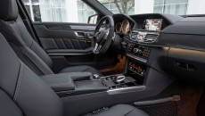 2014 Mercedes E63 AMG Estate interior