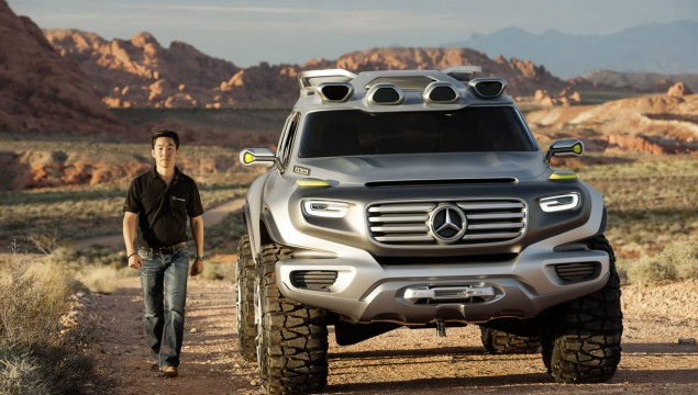 Video: Mercedes Benz Answer to the Car of the Future