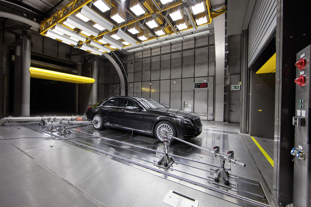 Mercedes-Benz Protects Environment