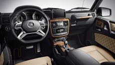 Mercedes G-Class Final Edition Interior