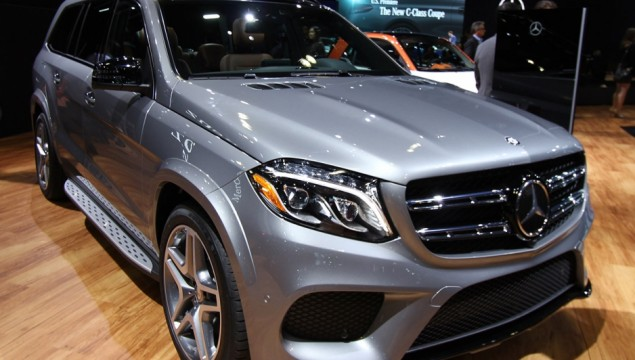 Mercedes GLS – Luxurious behemoth SUV