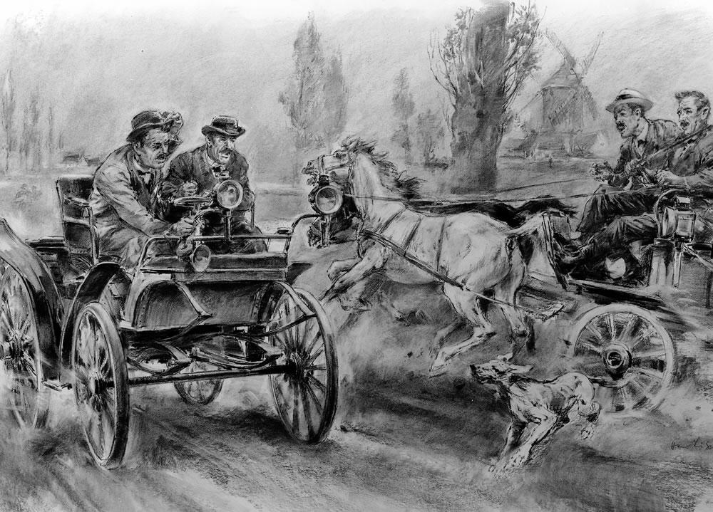 Mercedes-Benz History