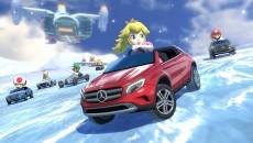 Mercedes Mario Kart