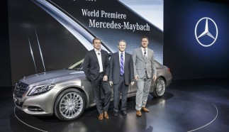 Mercedes-Benz at Auto Guangzhou and the 2014 LA Auto Show